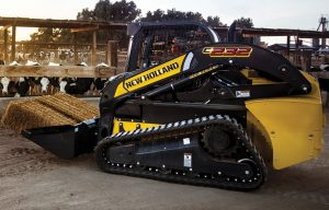 New Holland Track Loaders Summarized — 2018 Spec Guide
