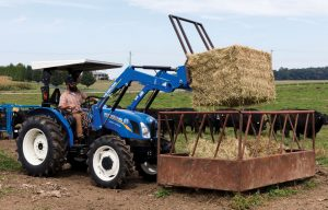 New Holland Utility Tractors Summarized — 2018 Spec Guide