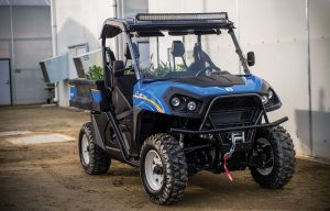 New Holland Utility Vehicles Summarized — 2018 Spec Guide