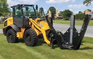 New Holland Compact Wheel Loaders Summarized — 2018 Spec Guide