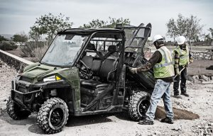 Polaris Utility Vehicles Summarized — 2018 Spec Guide