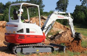 Takeuchi Excavators Summarized — 2018 Spec Guide