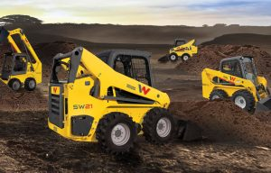 Wacker Neuson Skid Steers Summarized — 2018 Spec Guide