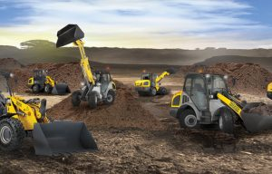 Wacker Neuson Compact Wheel Loaders Summarized — 2018 Spec Guide
