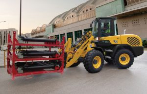 Yanmar Wheel Loaders Summarized — 2018 Spec Guide