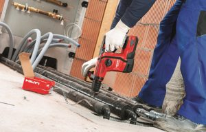 Check Out Hilti's Cordless Rotary Hammer Drill TE 6-A22