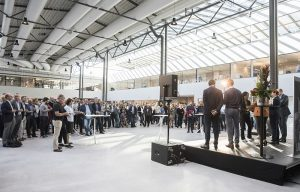 Volvo CE inaugurates new headquarters