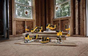Dewalt Announces New Cordless Woodworking Tools