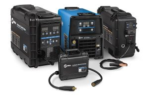 Miller introduces new XMT 350 FieldPro system with Polarity Reversing