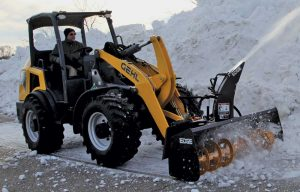 Winter Wheel Loaders: Transform Your Machine for Snow Removal with the Right Prep and Attachments