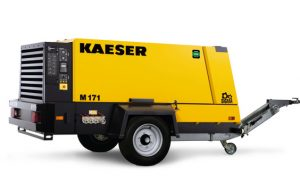Check Out Kaeser's New M171 Portable Compressor