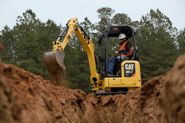 Caterpillar Releases Next Generation of Small Mini