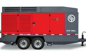 Chicago Pneumatic Releases New CPS 1800 Portable Compressor