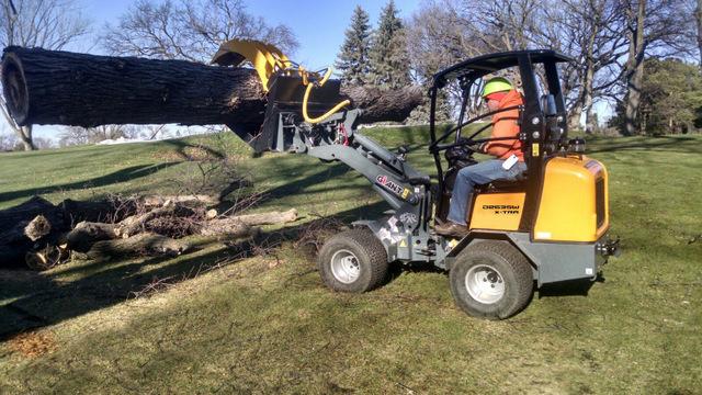 D263SW X-TRA - TREE SERVICE