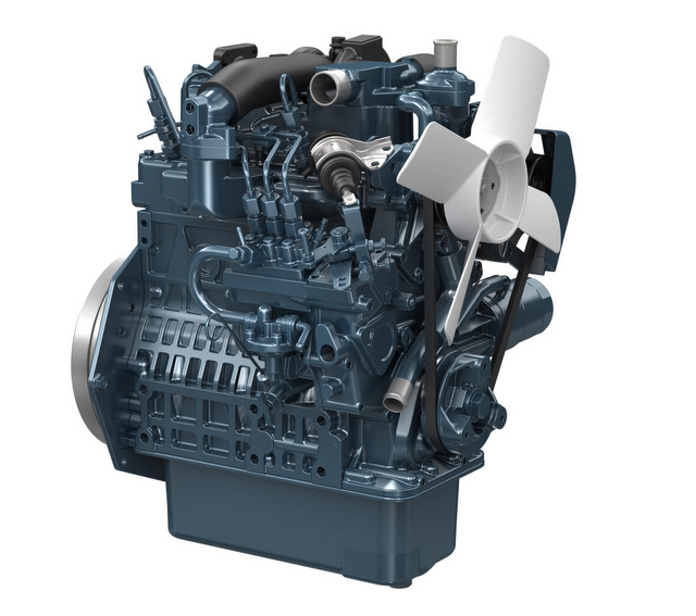 D902-T fan Kubota Engine