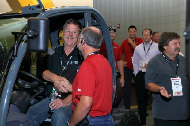 Manitou North America Unveils New Products at Annual Dealer Meeting (Enjoy Some Photos)