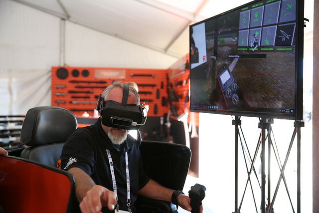 HDD VR Simulator