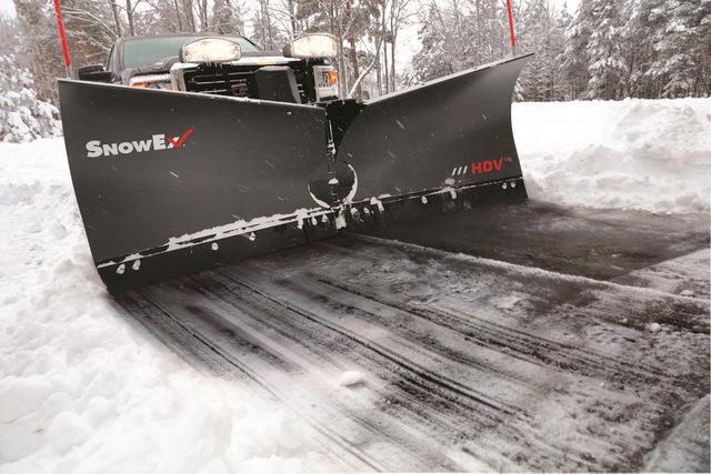 SnowEx HDV_Plow 2