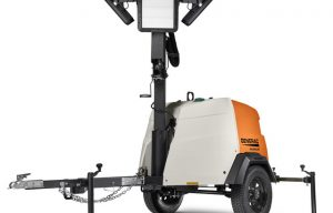 Generac Mobile Launches First Diffuse LED Light Towers