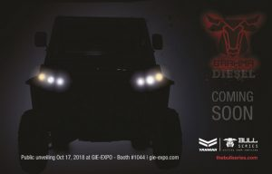 2019 Yanmar Utility Task Vehicle Lineup Announced with New Brahma Model, Big Unveiling at GIE+EXPO