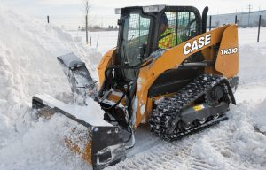 Tracks in the Snow: Properly Equipped, Compact Track Loaders Can Excel at Winter Work