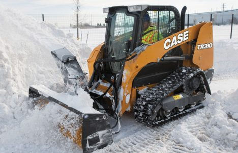 Tracks in the Snow: Properly Equipped, Compact Track Loaders Can Excel at Winter...