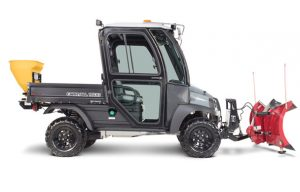 Pass the Salt: Pair a Salt Spreader with a UTV and Keep Working in the Winter