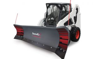 Skid Steers and Track Loaders Push Ever Cooler Snow-Removal Attachments