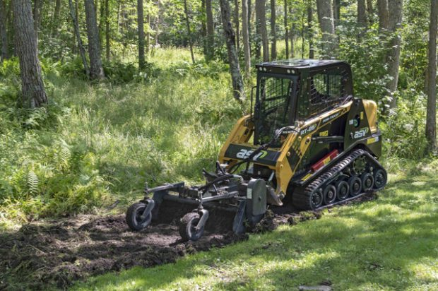 ASV's RT-25 Is Now the World's Most Compact Track Loader