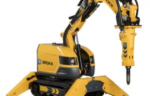 New Brokk 170 Offers 15 Percent More Power While Retaining Compact Build