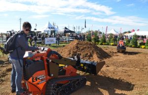 GIE+EXPO Green Industry Trades Show Drew More than 26,500 Attendees, Including Us