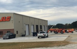 JLG Opens New Atlanta-Area Service Center