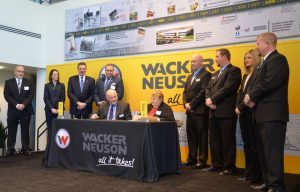 Wacker Neuson Launches a Construction Equipment Technician Apprenticeship Program