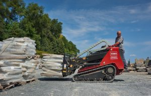 Toro Will Display a Battery-Powered Dingo at the Rental-Focused ARA Show Next Week