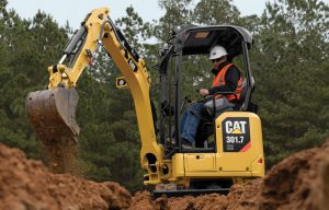 Innovative Iron Awards: Caterpillar's Smallest Mini Ex Models Redefine Deluxe Standards