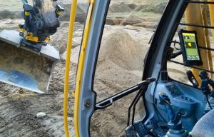 Engcon and Trimble Collaborate on Automatic Tilting and Rotating Quick Coupler