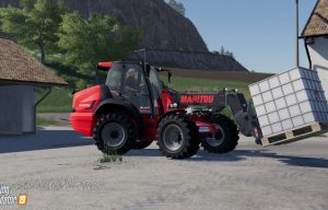 Manitou Group teams up with video game Farming Simulator 2019