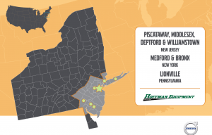 Hoffman Equipment Acquires the Assets of Penn-Jersey and Strengthens Volvo CE's Dealer Network
