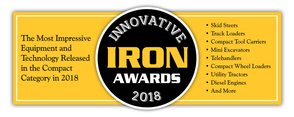 innovative iron awards