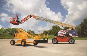 JLG Industries Celebrates 50 Years of Innovation and Leadership Today