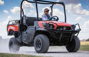 Innovative Iron Awards: Kubota Enters the UTV Crossover Market with Options Galore