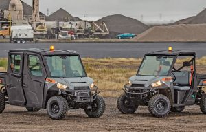 Two Tough Rentals: Polaris Engineers a Pair of UTVs to Endure the Abuse of Rental Applications