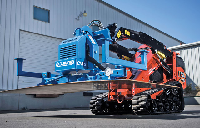 vacuworx/ditch witch