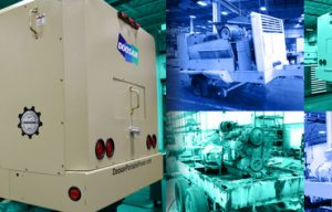 Doosan Portable Power Hits Milestone with 500 Remanufactured Air Compressors