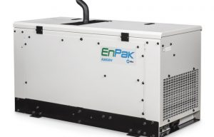 Miller Introduces the EnPak A30GBW Power System for Work Trucks