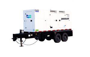 Doosan Portable Power Introduces the G400WCU-T4F Mobile Generator