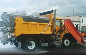 Check Out Torwel's Line of Heavy-Duty Commercial Municipal Sand and Salt Spreaders