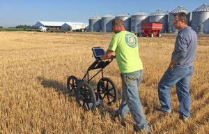 Case Study: Geophysical Survey Ground Penetrating Radar Systems