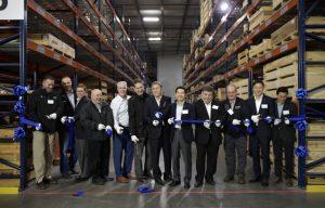 Doosan Infracore North America opens 100,000-square-foot parts distribution center in Georgia