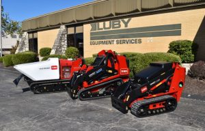 Luby Equipment Joins Toro Dealer Network